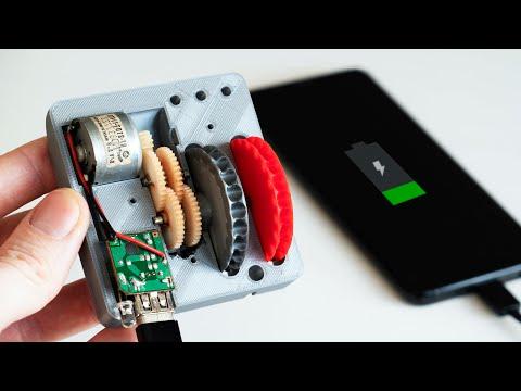 DIY Phone Charger