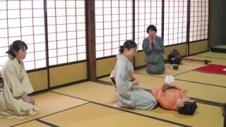東京タンバリン わのわ 「お点前ちょうだいいたします」高松公演.