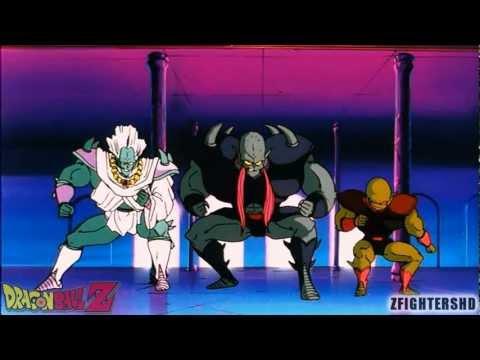 Goku vs Nikki, Ginger,& Sansho (1080p HD)