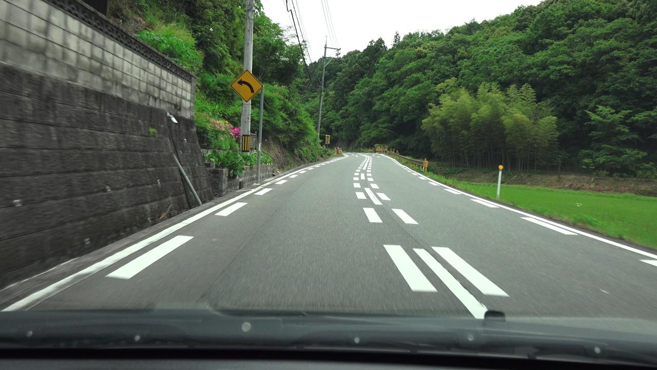 4K 等速版・下関~敦賀無料道路...