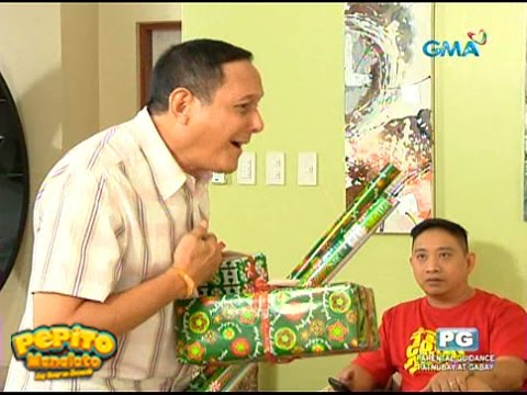 Pepito Manaloto: Tommy the 'Grinch'