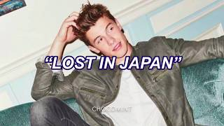 ★日本語訳★Lost in Japan - Shawn Mendes Video