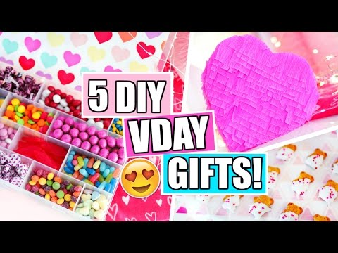 5 DIY Valentine's Day Gift Ideas You'll ACTUALLY Want to Keep! 2017