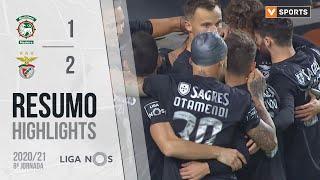 Highlights   Resumo: Marítimo 1-2 Benfica (Liga 20/21 #8)
