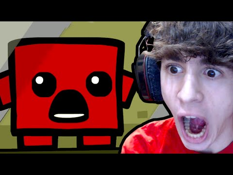 IMPAZZITO DALLA RABBIA!! - Super Meat Boy - #2