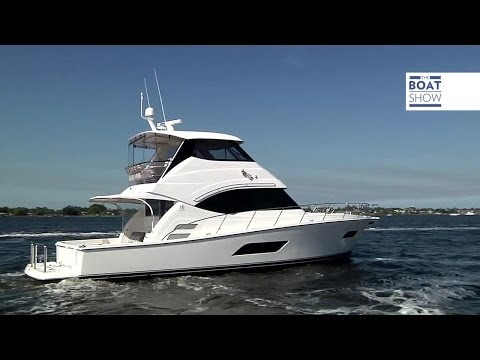 [ENG]  RIVIERA 50 - Review - The Boat Show