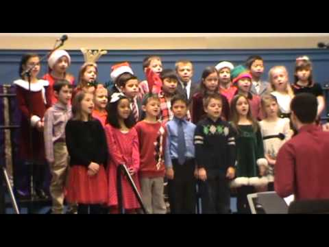 Huron Valley Catholic School 2nd Grade Christmas Concert