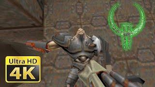Old Games in 4K : Quake II
