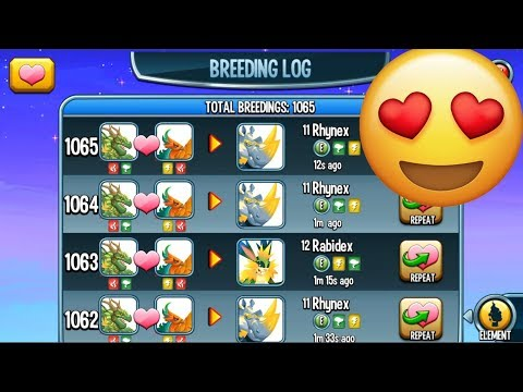 Monster Legends Howto Breed Epic Fast Useful For Team Race Youtube