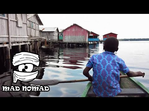 Ghana motorcycle trip - mad nomad
