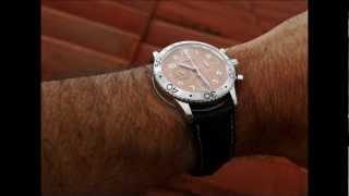 Breguet Transatlantique Platinum Chronograph
