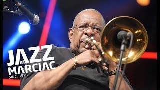 """Fred Wesley """"Funk For Your Ass"""" @Jazz_in_Marciac 2016"""