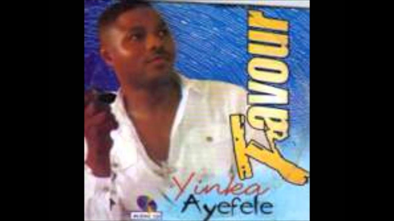 Download Yinka Ayefele - Favour