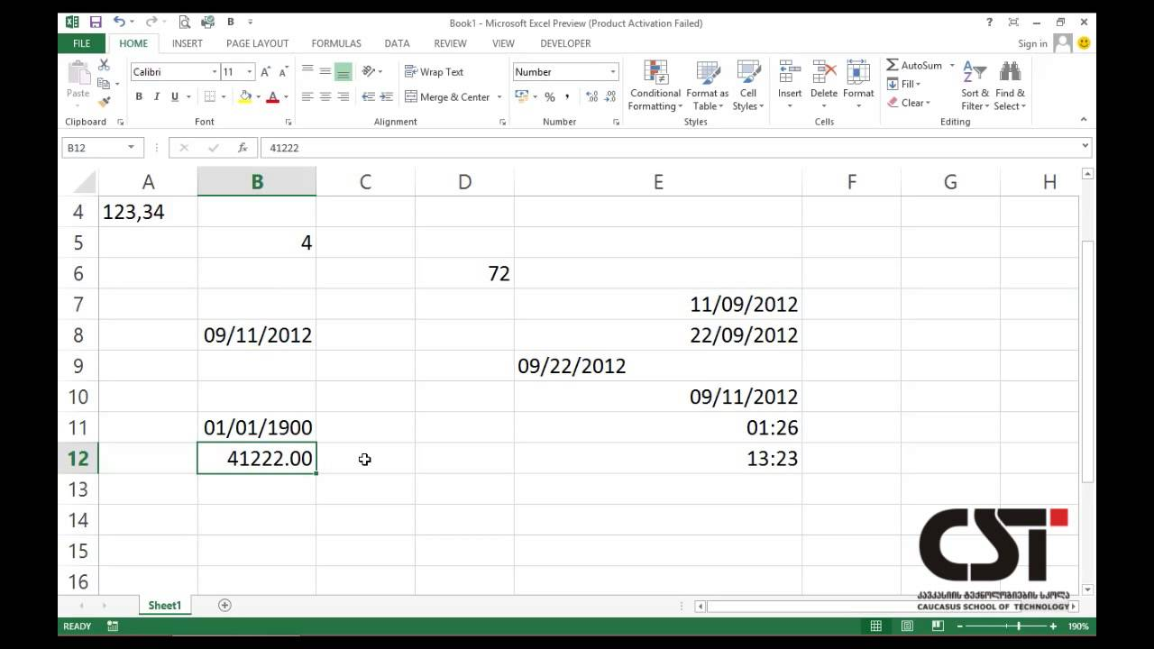 excel 2013 worksheet how to make text transparent