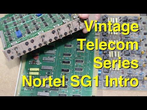 Vintage Telecom - SG-1 Intro