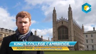 King's College announces major theft