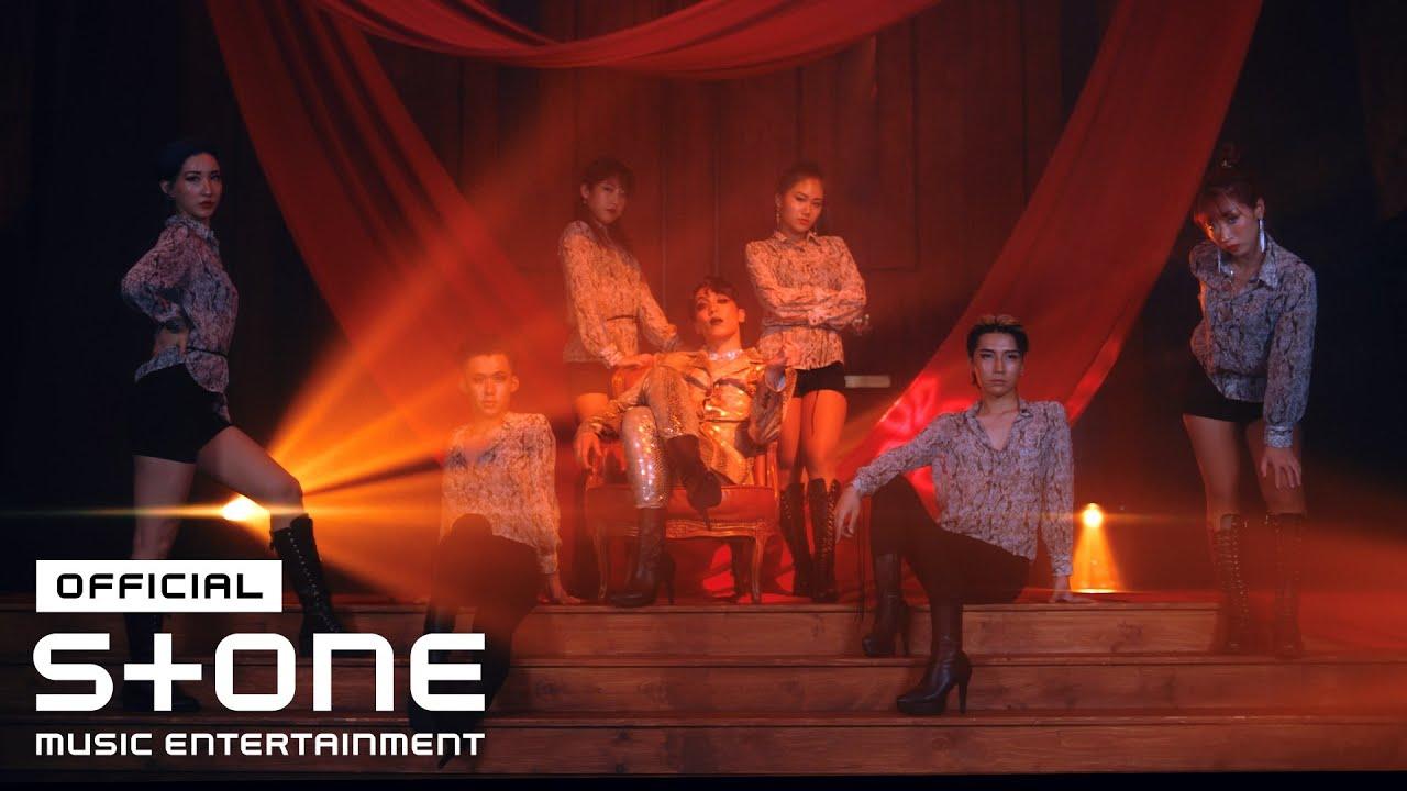 제이블랙 & 제이핑크 (J BLACK & J PINK) - 'Move, Groove, Smooth' Dance Video