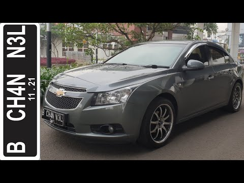 In Depth Tour Chevrolet Cruze LT [J300] (2010) - Indonesia