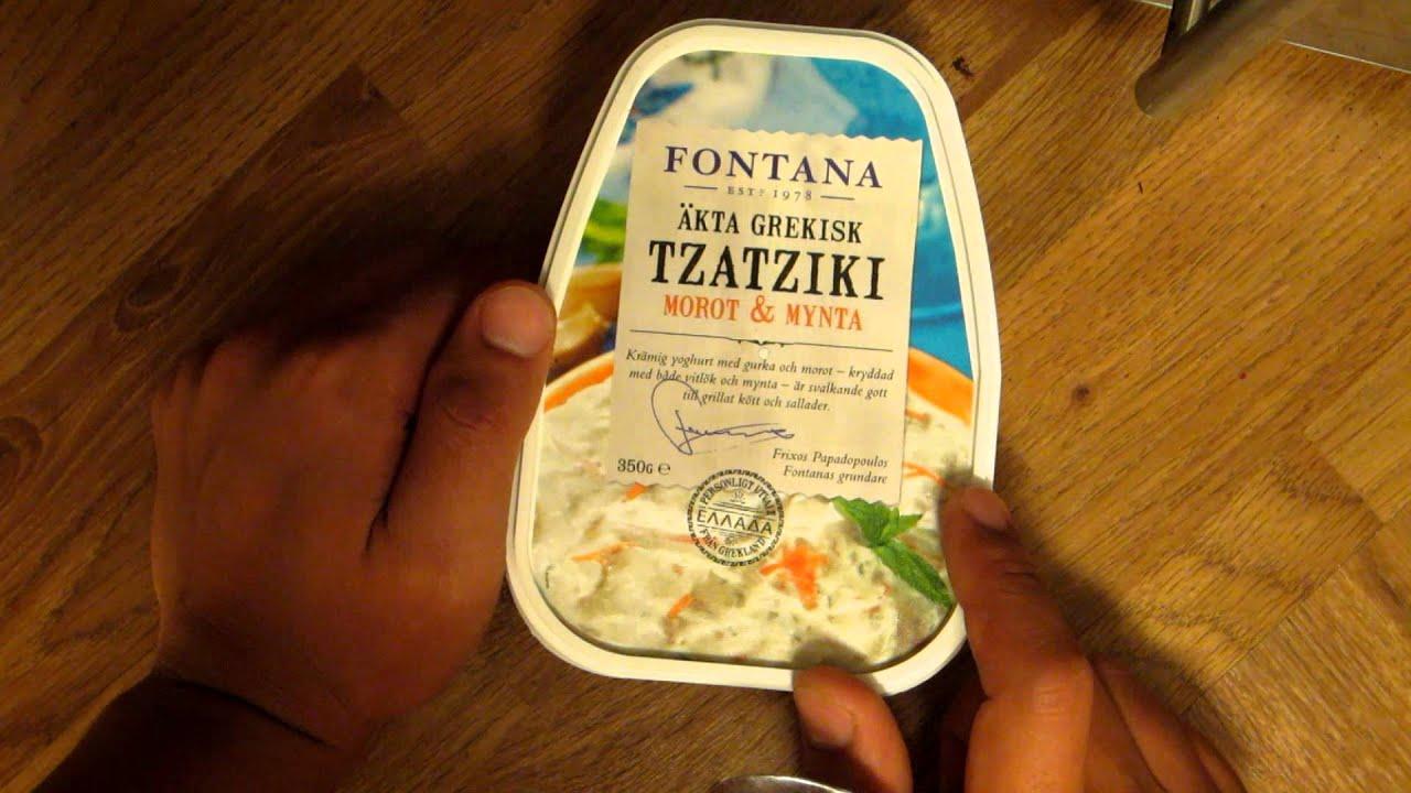 äkta grekisk tzatziki