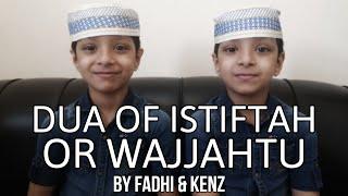 Wajjahtu For Kids | Dua Of Istiftah | Learn How To Pray With Fadhi and Kenz