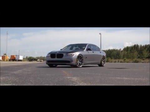 BMW 7 Series F01 Tribute