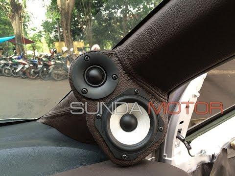 Speaker 3way Cello Performance Pro7 Honda Brio By Sundamotor