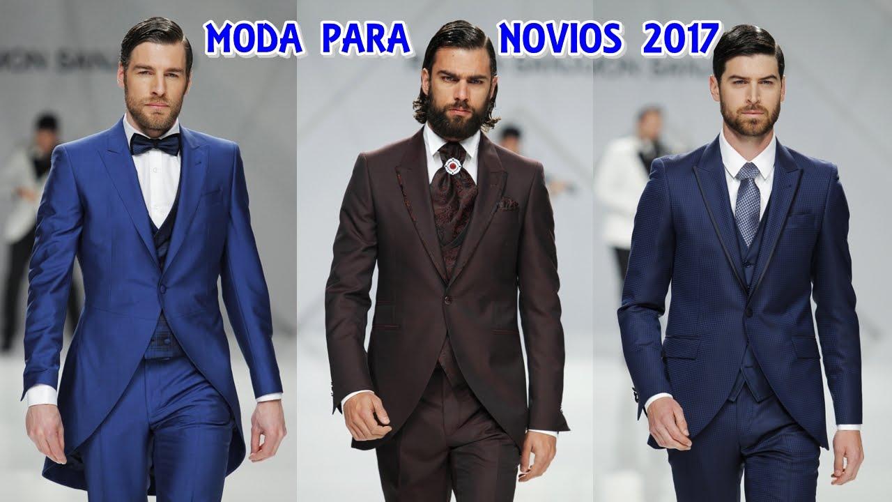 Los mejores trajes de boda para caballeros 2017 youtube for Boda en jardin de noche como vestir