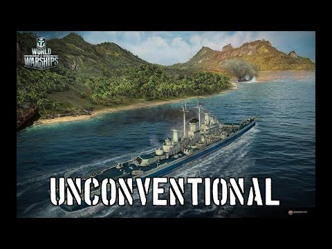 World of Warships - Unconventional