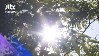 [날씨] 서울 36도 등 폭염 특보…충남 이남 소나기 …