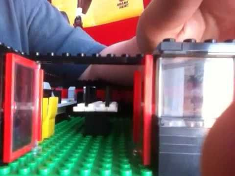 Lego Structure- IPOD store