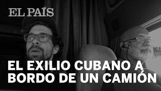 #CUBA | El EXILIO cubano a bordo de un cami´ón