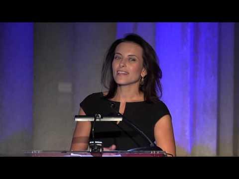 Dina Powell Introduces Turki Aldakhil - 2014 AAM Awards Dinner
