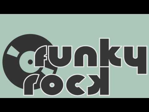 Funky Rock Backing Track  F# minor 123 BPM