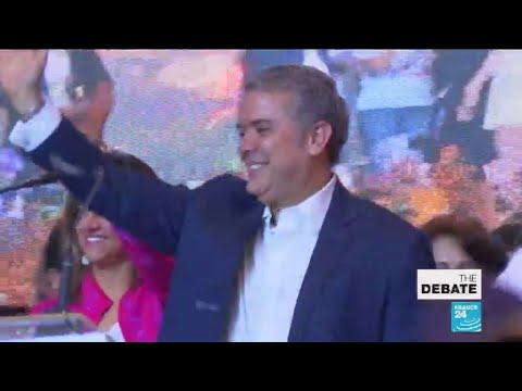 Colombia's new president: Duque takes office with an agenda of thorny issues