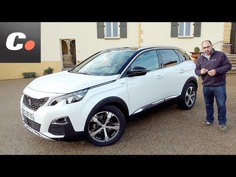 Peugeot 3008 SUV 2016-2017 | Primera Prueba / Test / Review | Contacto | coches.net