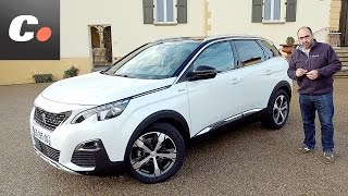 Peugeot 3008 SUV | Primera Prueba / Test / Review | Contacto | coches.net thumbnail