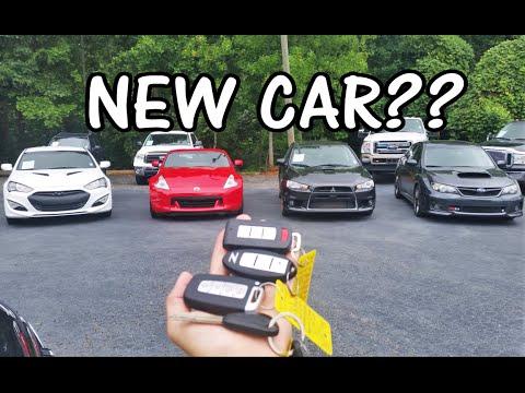 WHAT CAR SHOULD I BUY 3.8 R Spec, 370Z, Evo X MR or WRX