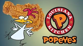 Popeyes Fried Chicken CopyCat Recipe
