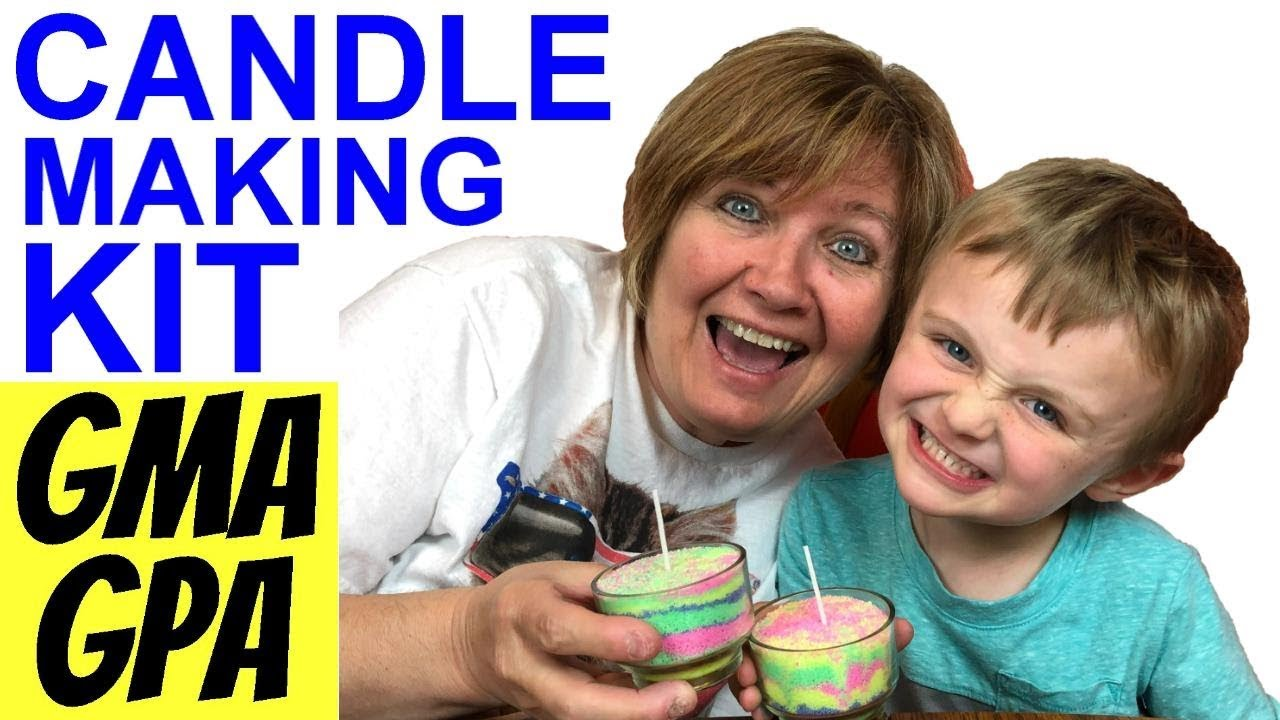 Hobby Lobby Candle Making Set By Creative Kids - Great DIY ...