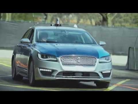 BlackBerry QNX Autonomous Prototype Vehicle