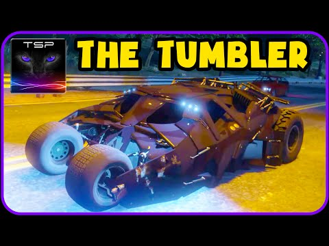 GTA 5 - The TUMBLER Rampage [Rock* Editor Movie 2016]