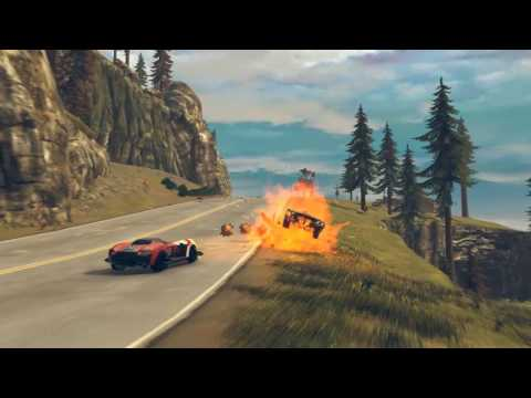 Carmageddon: Max Damage Release Trailer