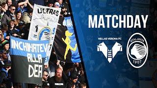 34ª Serie A TIM | Hellas Verona-Atalanta MATCHDAY