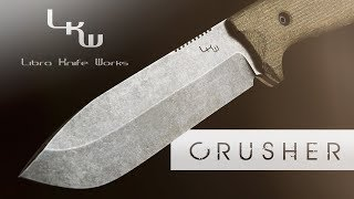 LKW CRUSHER survival knife made in Poland