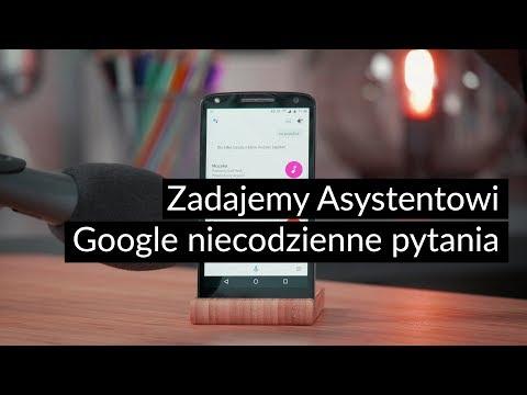 Zadajemy Asystentowi Google niecodzienne pytania po polsku - na co odpowie Sztuczna Inteligencja?