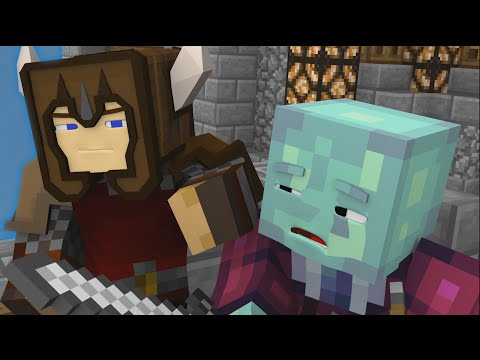 "♫ ""How To Play Minecraft"" - Minecraft Parody Song of ""The Lazy Song"" By Bruno Mars (Animation)"