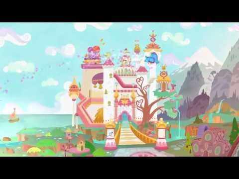 Пушистые истории. Королевские питомцы -Сезон 2 серия 13-Маскарад на пушистых лугах Мультфильм Disney