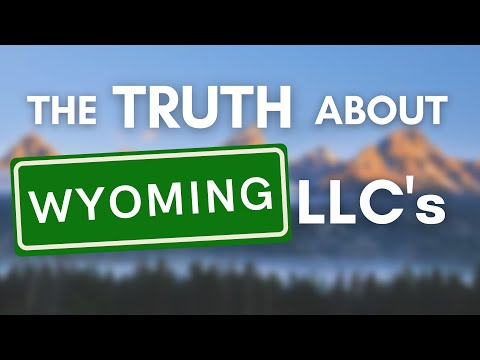 The Truth about Wyoming LLCs | Mark J Kohler | Tax & Legal Tip