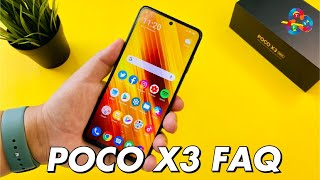 POCO X3 One Week Review & FAQ - IS THIS REDMI NOTE 10?
