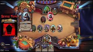 Hearthstone RR: Clearing out the Quest Log with Brawl of Champions